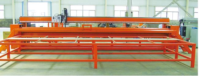 ZF系列大型拼板自动焊接专机